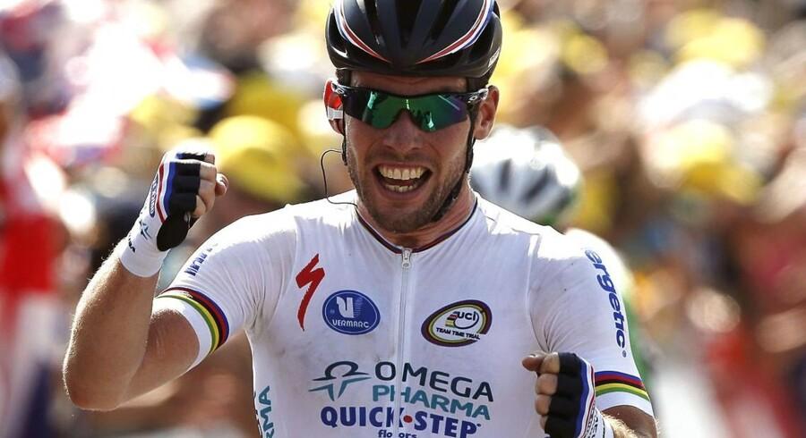 Supersprinteren Mark Cavendish har fået gang i hjulene igen efter en løbspause på grund af en længerevarig maveinfektion. Onsdag blev det til etapesejr nummer tre i Tyrkiet Rundt.