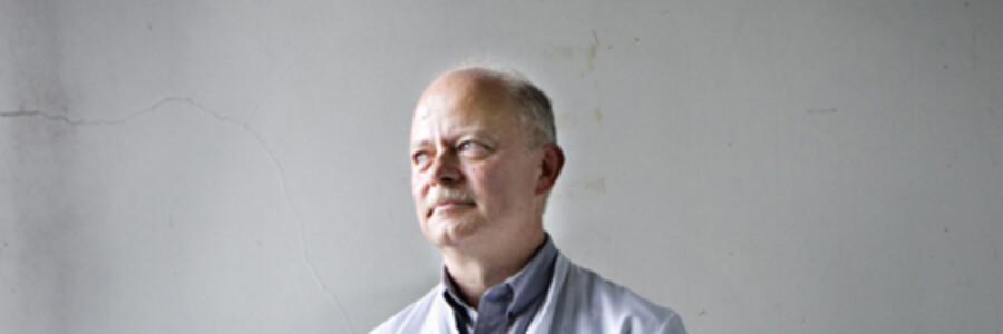 Overlæge på Rigshospitalet Jens Stürup bijobber på den private Bekkevold Klinik i Hellerup. Foto: Sigrid Nygaard