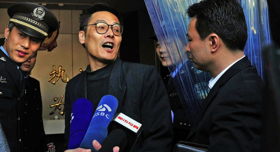 Ma Yaohai skal i fængsel for liderlighed
