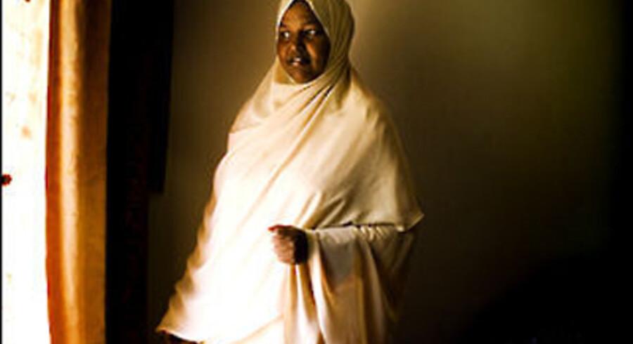 Mulki Abdullahi Hussein. Foto Brian Berg