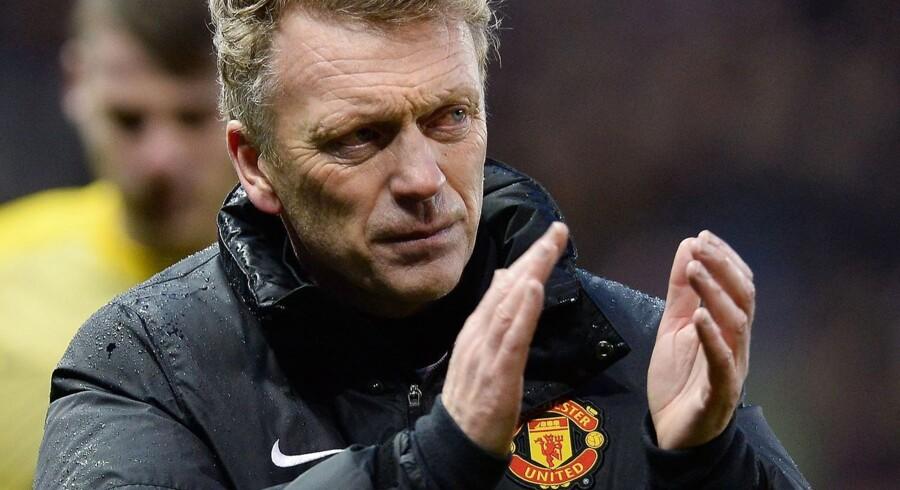 David Moyes har udsigt til et enkelt års løn i kompensation, fordi han blev fyret efter kun knap et år i spidsen for Manchester United.