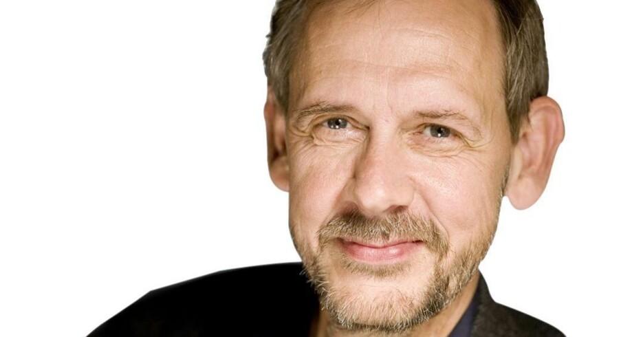 Hans-Henrik Holm, prof., Danmarks Journalisthøjskole