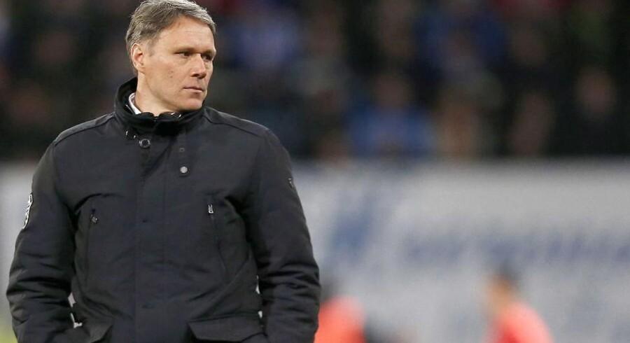 Marco van Basten bliver, efter planen, manden, der skal forsøge at skaffe mesterskabet tilbage til Simon Poulsens AZ Alkmaar i de kommende to sæsoner.