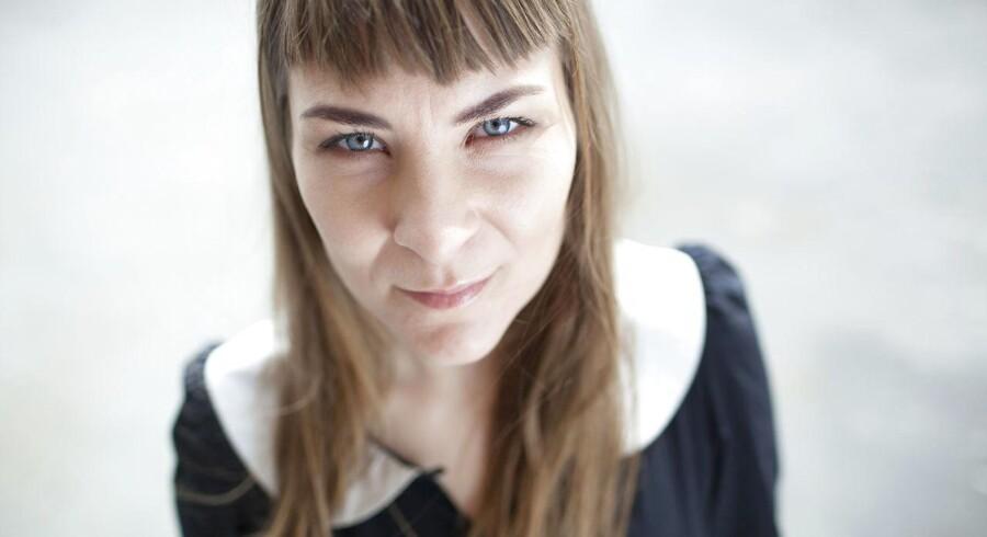 Anne Sofie Madsen, dansk modedesigner, er nomineret til den internationale modepris Woolmark Prize.