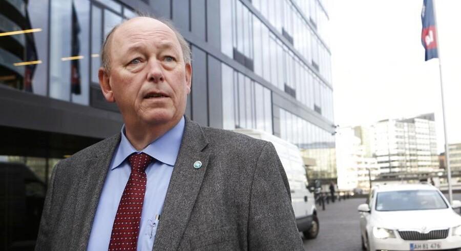 ARKIVFOTO. Formand for LO, Harald Børsting