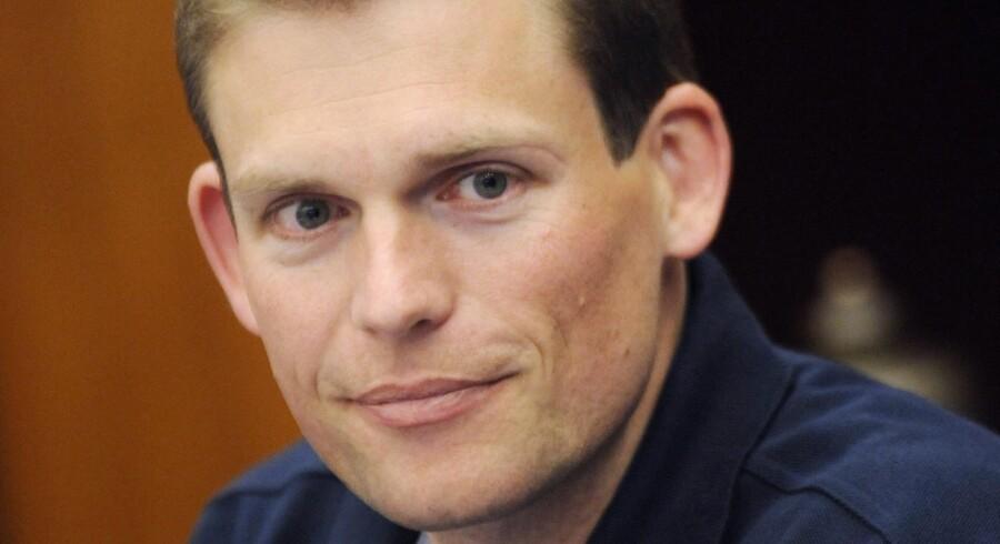 33-årige Andreas Mogensen blev sidste år udtaget til det europæiske astronautkorps. Nu har han udsigt til at blive skudt i kredsløb om bord på en russisk Sojuz-raket.