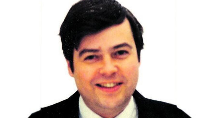 Peter la Cour, forlægger, cand.phil. i samfundsfag