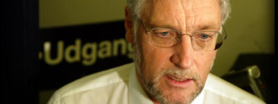 Finansminister Thor Pedersen (V) var godt tilfreds med gårsdagens aftale med FTF. Arkivfoto: Jørgen Jessen