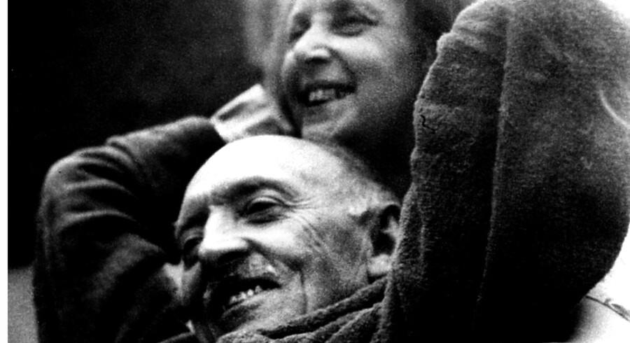 Nazisternes hadekunst kan nu efterforskes af alle på en hjemmeside i internettet.Her Emil Nolde, 1936.