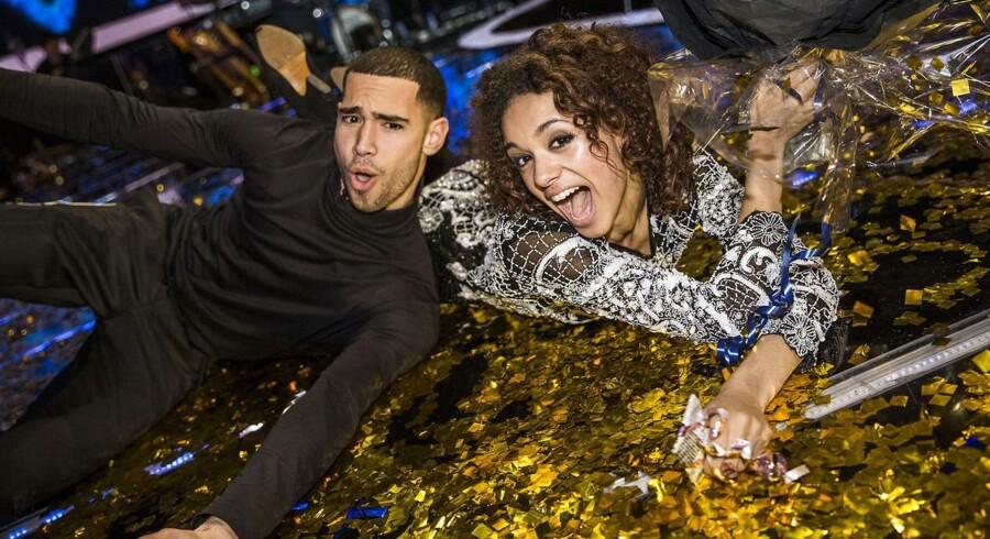 Duoen Anthony Jasmin vandt fredag aften X Factor 2014 - lørdag formiddag kan du chatte med dem her på b.dk.