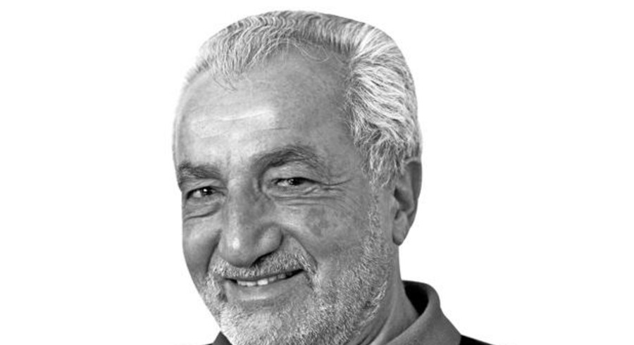 Osama Al-Erhayem - Formand - Dansk Irakisk Forening