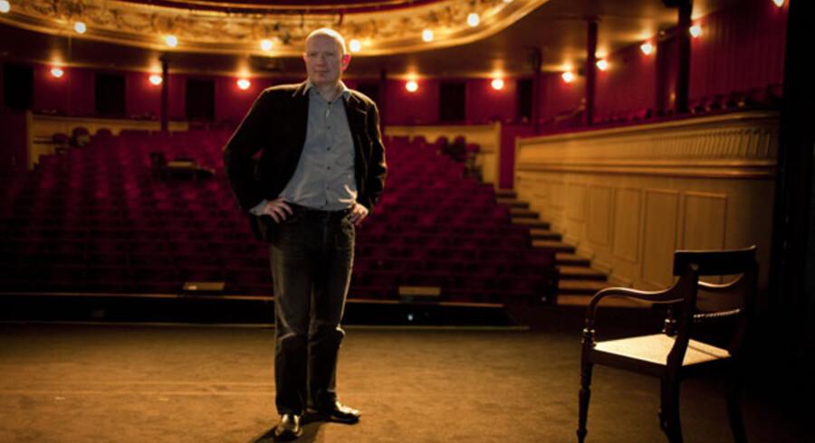 Kasper Wilton vil genskabe publikums tillid til Folketeatret i Nørregade.