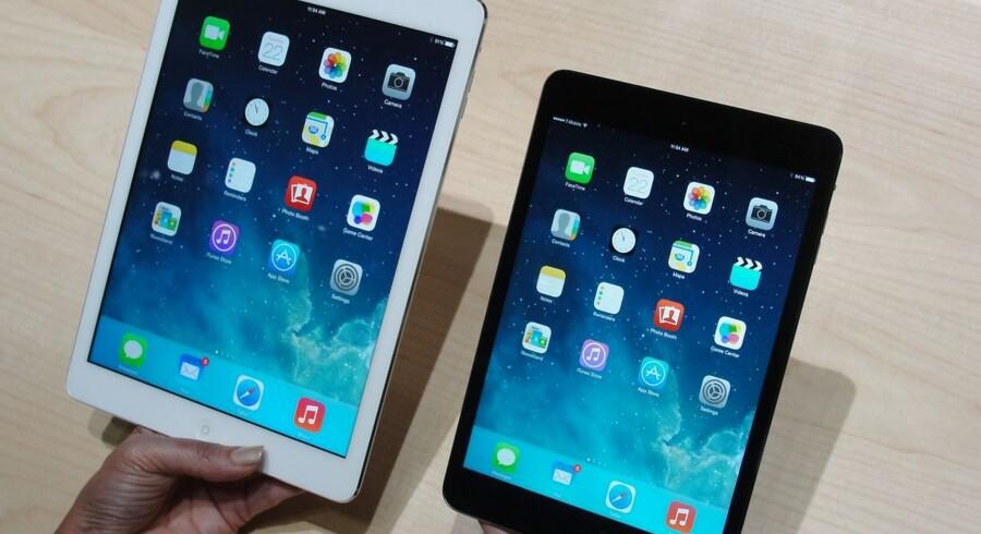 Nye tal viser, at der i 2013 blev solgt 660.000 tablets.