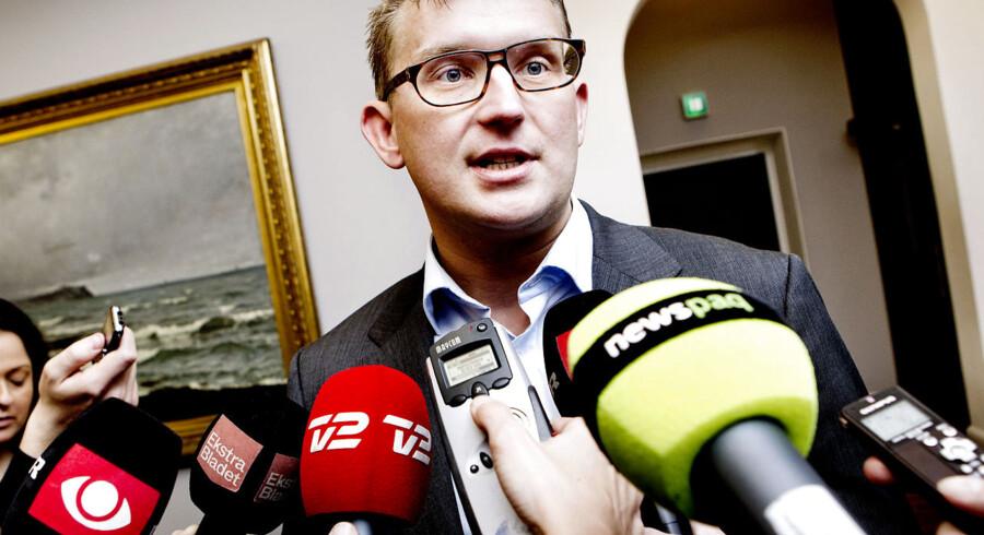 ARKIVFOTO 2011 af Troels Lund Poulsen.