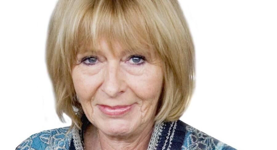 Mimi Jacobsen, generalsekretær for Red Barnet.