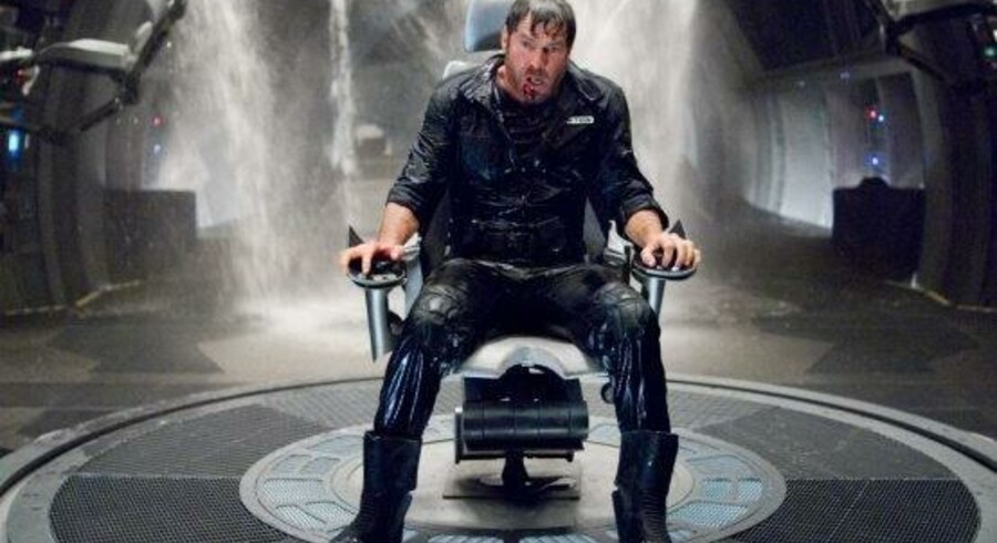 Dennis Quaid i Pandorum
