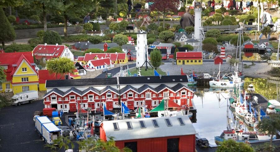 Pressekort giver ikke længere gratis adgang til Legoland. For mange journalister har brugt kortet til private besøg.