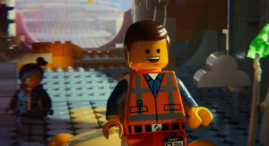 Successen med Legofilmen »En Klodset Affære« er i hus, nu er selskabet bag filmen i gang med en nummer to som får præmiere i 2017. Foto: Warner Bros.