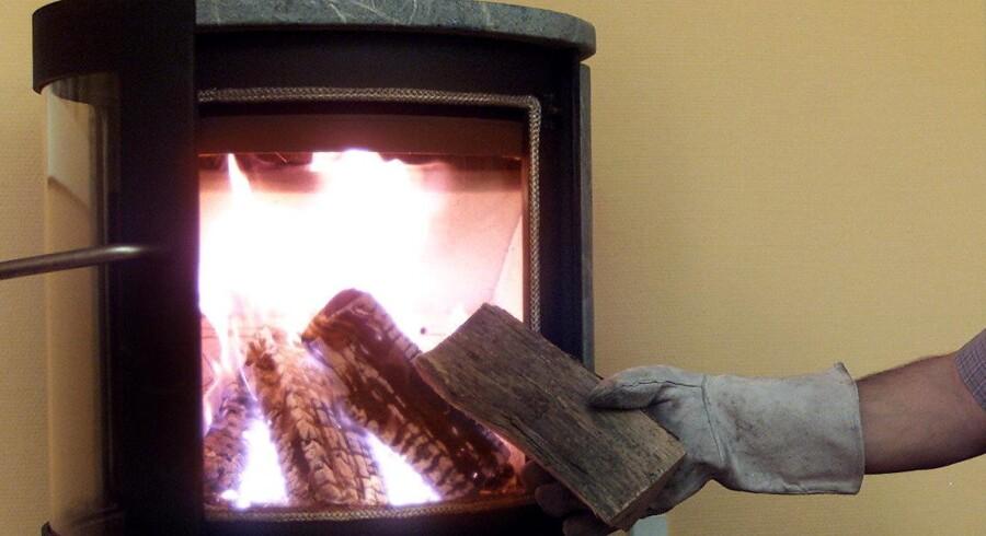 Danmarks mindst 600.000 ejere af brændeovne bør betale en årlig grøn ejerafgift på flere tusind kroner, foreslår Det Økologiske Råd.