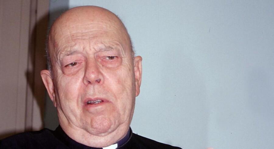 Chefeksorcist: Djævlen huserer i Vatikanet