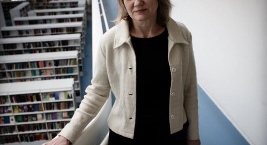 Pia Hansen fra Gentofte bibliotek. Foto: Kristian Saederup