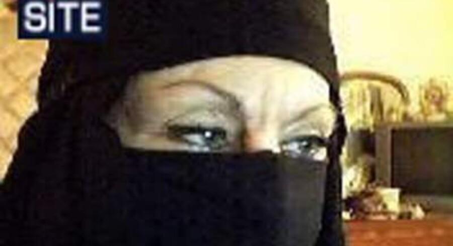 """""""Jihad-Jane"""" kaldes kvinden, som de amerikanske myndigheder har anholdt for terrorplaner i Sverige."""