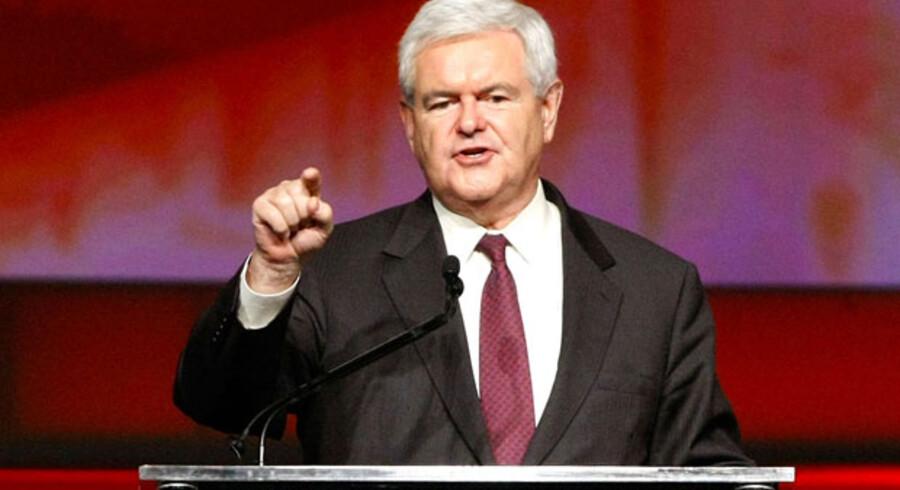 3. Newt Gingrich