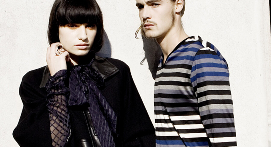 Den danske mode- og tekstilbranche har eksporteret for næsten 20 milliarder kroner i årets første ni måneder. Arkivfoto: Erik Refner