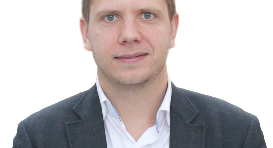 Thomas Funch, IT-administrator.