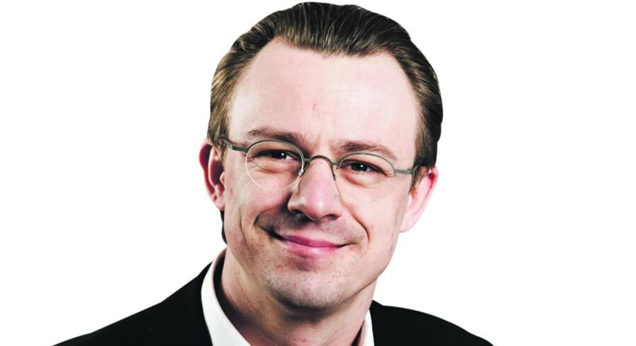 Mikkel Vedby Rasmussen, Professor mso, Institut for Statskundskab, KU.