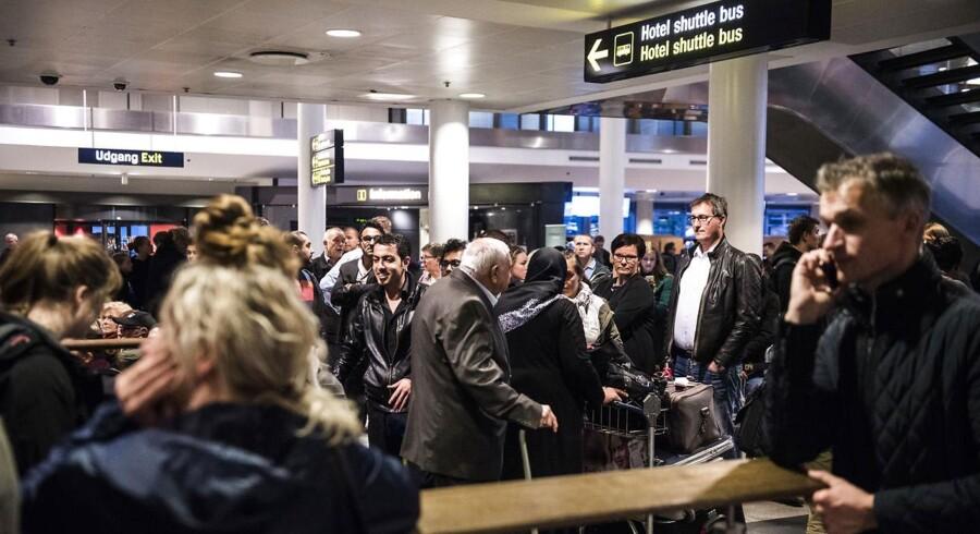 Arkvfoto. Københavns Lufthavns planer om at investere 20 milliarder kroner i udvidelser er ambitiøse og kan komme hele Danmark til gavn, hvis de gennemføres.