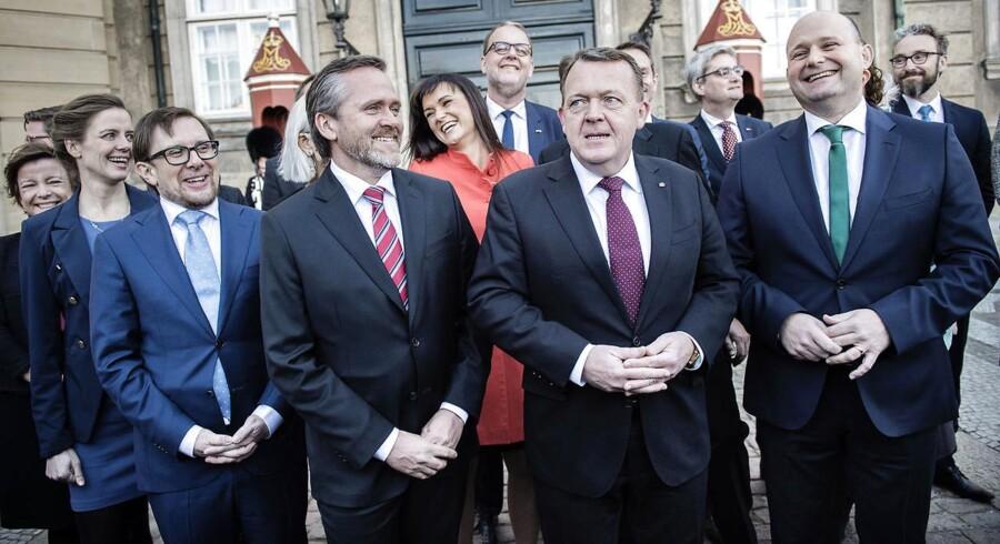Ifølge en ny Gallup-måling står Liberal Alliance ikke højt på ønskesedlen blandt Venstre-vælgere i en eventuel blå regering på den anden side af folketingsvalget.