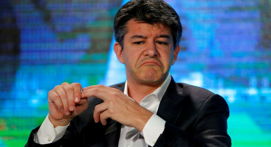 Ubers CEO, Travis Kalanick