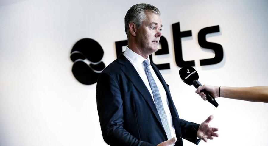 Nets topchef, Bo Nilsson. (Foto: Liselotte Sabroe/Scanpix 2016)