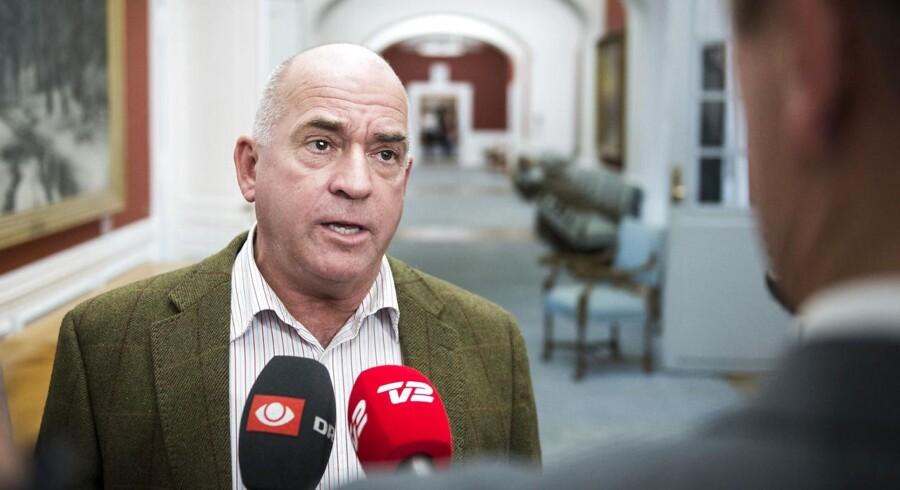 Arkivfoto: Søren Espersen fra Dansk Folkeparti.