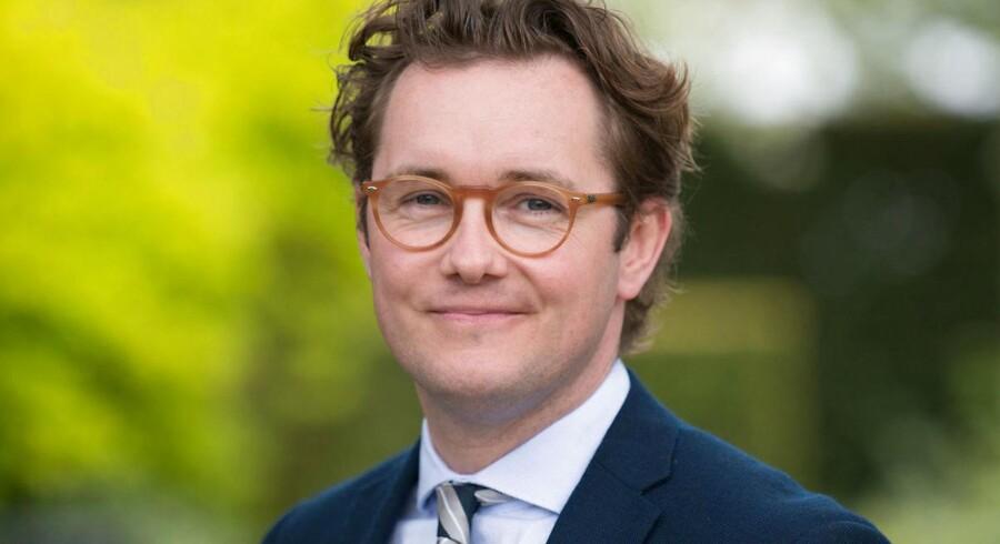 CEO og Founding Partner Martin Graeser, Kvantum Copenhagen