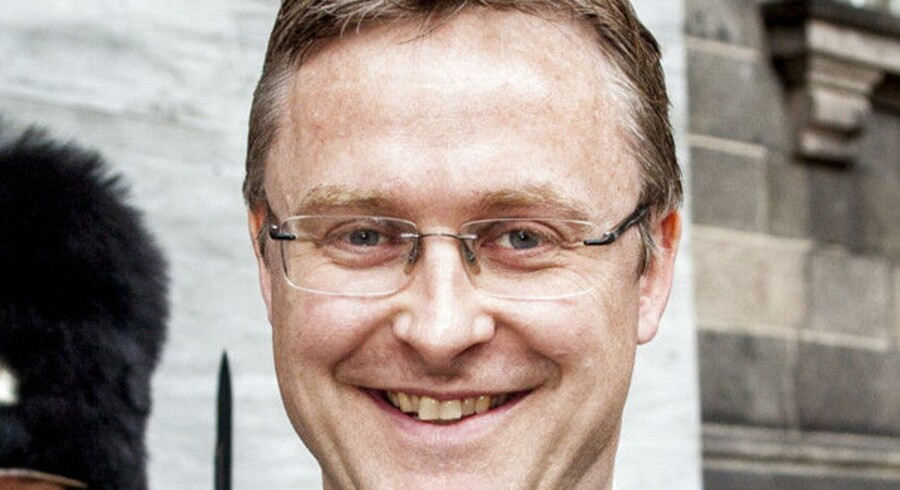 Venstres Jacob Jensen fortæller, hvordan det var at blive udråbt til ny forsvarsminister - uden faktisk at være det.