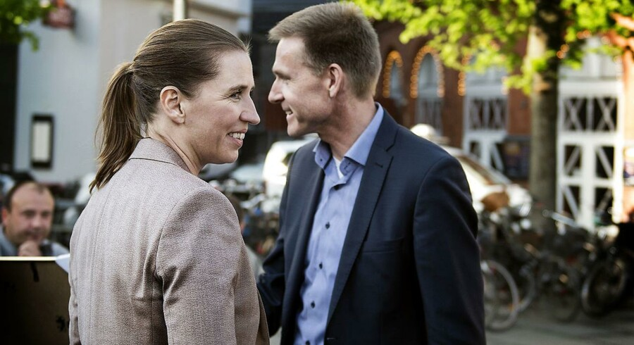 Det nye par nummer 7 i dansk politik - S-formand Mette Frederiksen og DF-leder Kristian Thulesen Dahl - får opbakning fra deres vælgere til deres nye samarbejde.