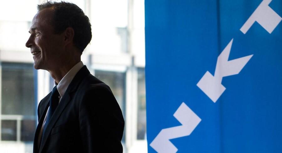 NKT Holdings bestyrelsesformand, Jens Due Olsen Lyng.