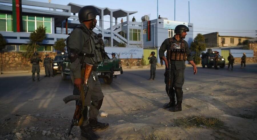 Arkivfoto. En finsk nødhjælpsarbejder, der blev bortført i Kabul i maj, er blevet frigivet af sine bortførere.