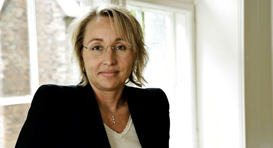 Henriette Fenger Ellekrog.