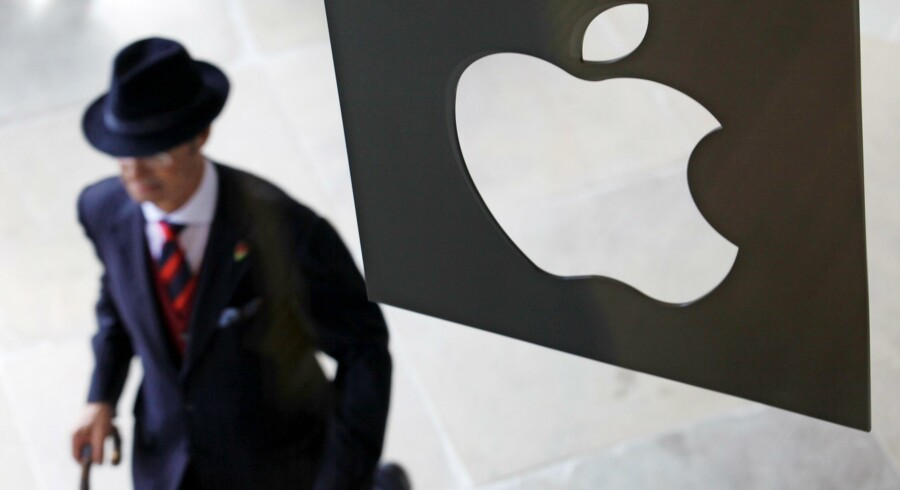 EU-Kommissionen tog for nylig beslutning, om, at Irland skulle inddrive op til 13 milliarder euro plus renter fra Apple for angivelige skattebesparelser, som den irske regering uretmæssigt havde givet dem. Foto: Suzanne Plunkett/Reuters