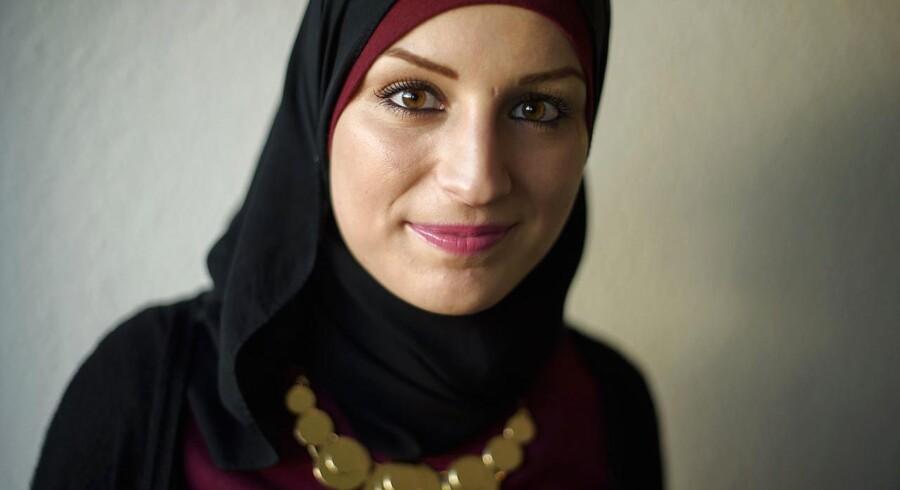 Najla Adlouni har skrevet speciale på læreruddannelsen om muslimske drenge i en friskole. De opførte sig ikke på samme måde over for muslimske og ikke-muslimske lærere.