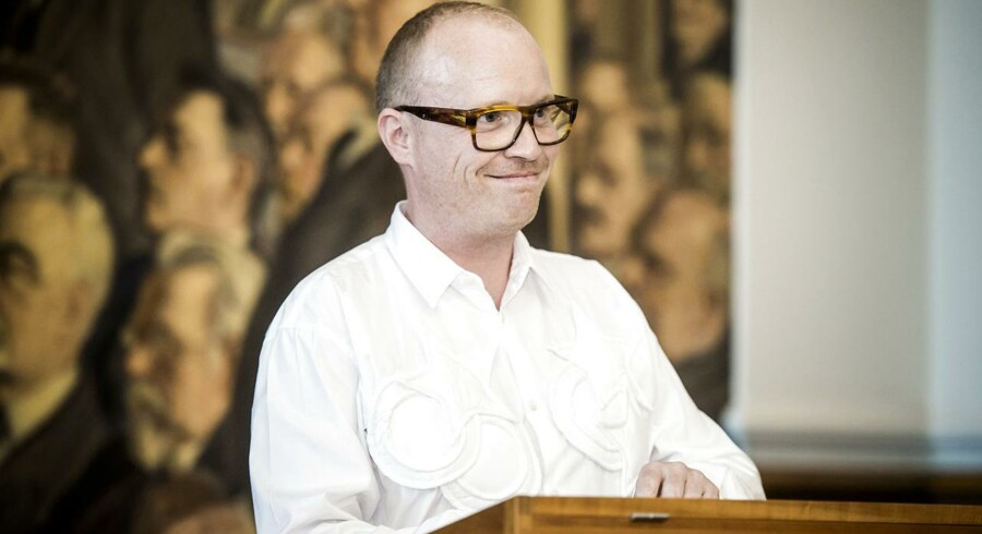 Rasmus Nordqvist (Alternativet).