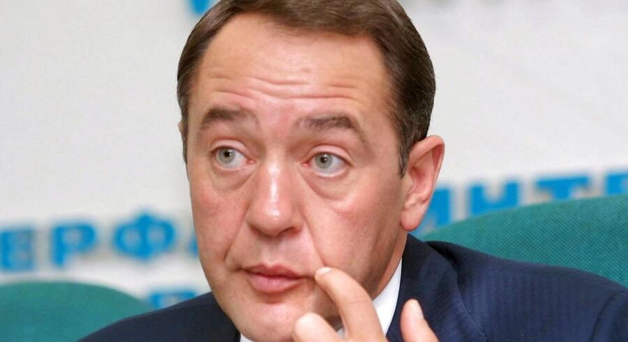 Blev den tidligere russisk minster banket ihjel?