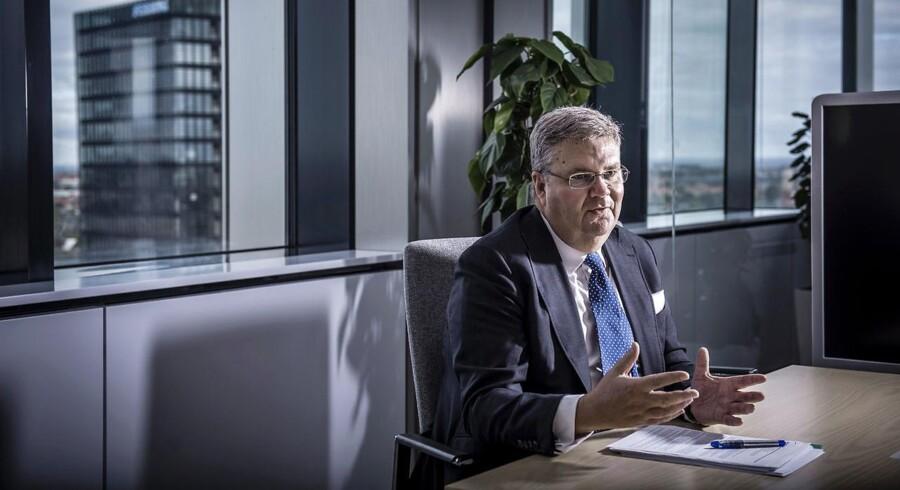 Anders Runevad, administrerende direktør for Vestas