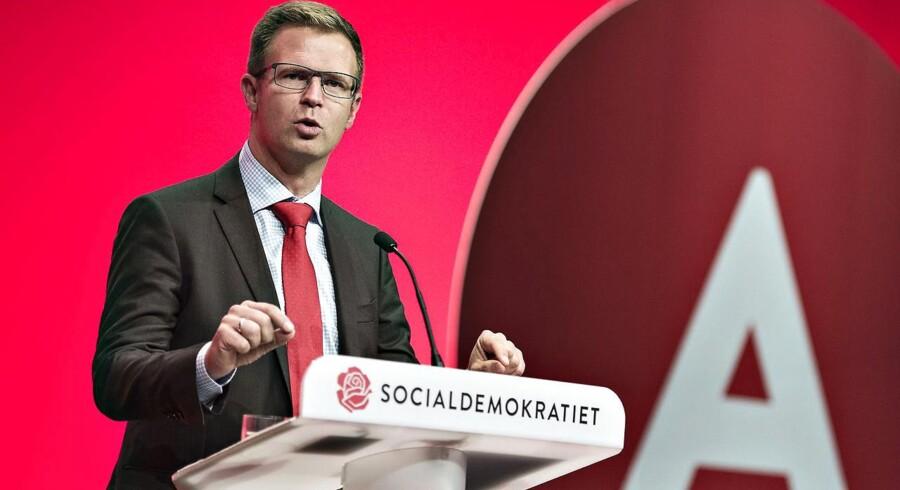 »Vi skal sikre vores velfærd og være sikre på, at vi kan levere en ordentlig velfærdsservice«, siger Benny Engelbrecht, Socialdemokratiets finansordfører.