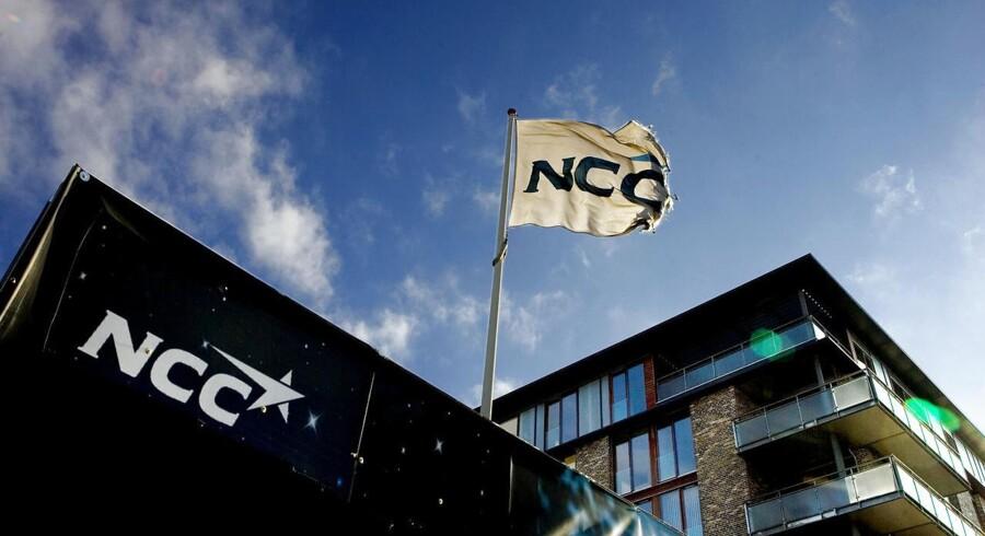 Arkivfoto: Entreprenørkoncernen NCC falder tungt på børsen i Stockholm efter at have advaret om, at driftsindtjeningen i fjerde kvartal ventes tæt på nul.