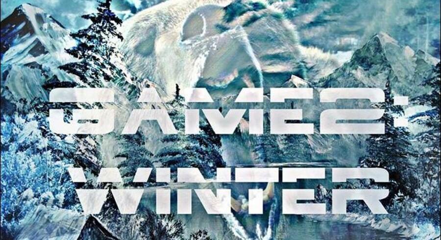 Illustration fra det russiske reality-program Game 2: Winter.