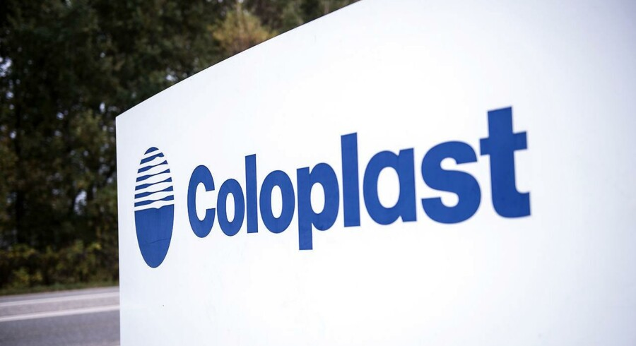 Coloplast må tage de tæsk, der naturligt følger et skuffende regnskab for første kvartal af det forskudte regnskabsår 2017/2018 konstaterer Søren Løntoft Hansen, senioranalytiker i Sydbank